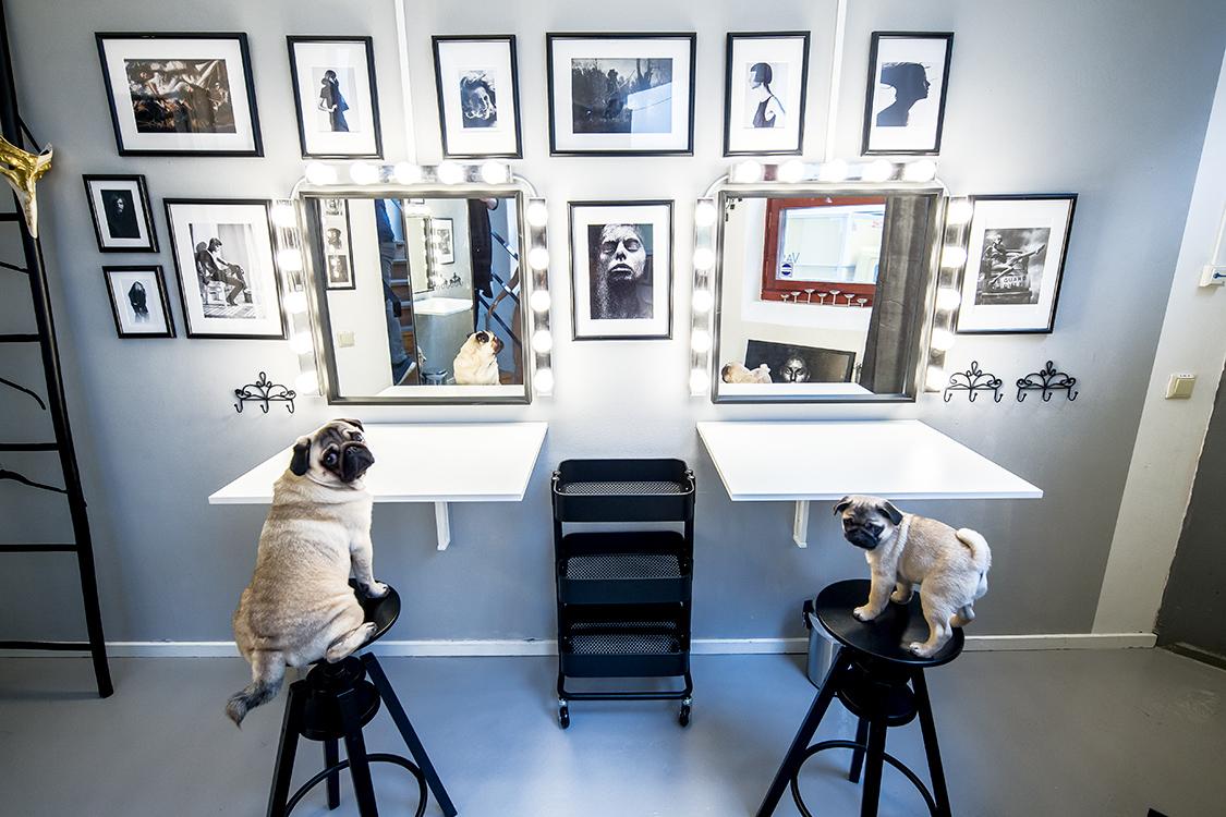 Studio 2: makeup-station 2
